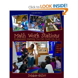 Math Stations & A Freebie