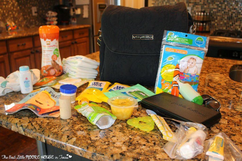 Diaper Bag Probz