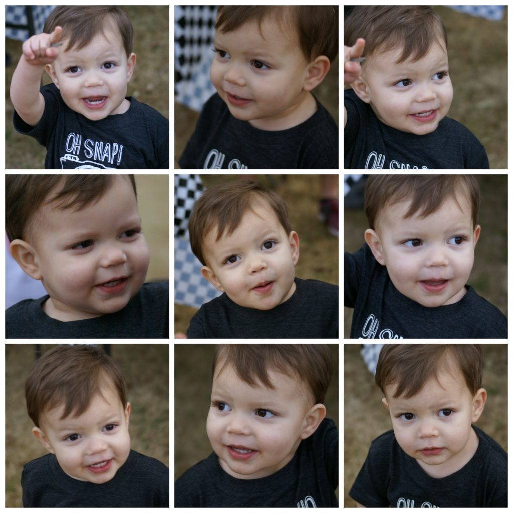 Maddox Turns TWO!