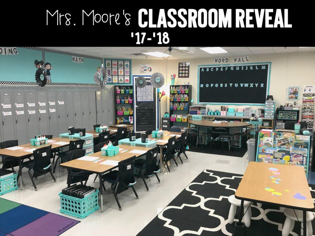 Classroom Reveal '17-'18